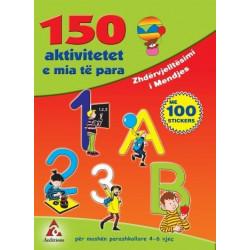 150 aktivitetet e mia të para