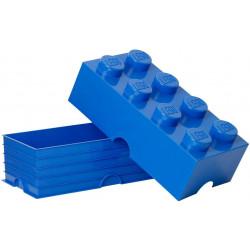Lego Brick Aqua Light Blue Big 8 Units
