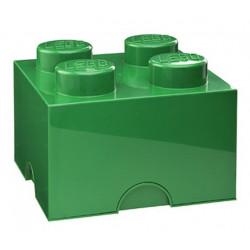 Lego Brick Green Big 4 Units