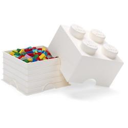 Lego Brick White Big 4 Units