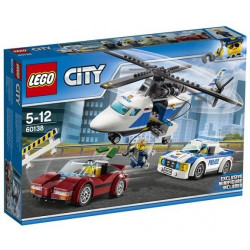 Loje Lego City High Speed Chase 60138