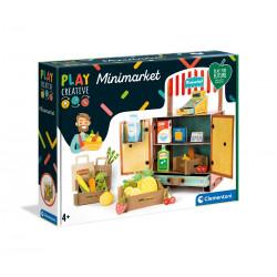 Clementoni Minimarket Play Creative 4+