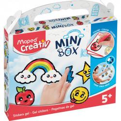 Maped Mini-Box Sticers Gel Creativ 5+