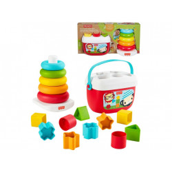 Loje Fisher Price Baby's First Blocks & Rock-A-Stack