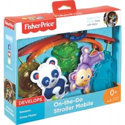 Loje Fisher Price On-The-Go Stroller Mobile