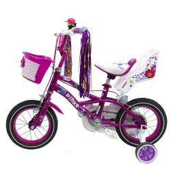 "Biçiklete Max 12"" Pinky"