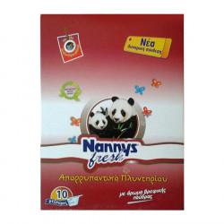 Nannys Pluhur Lares per Bebe Nannys 450 cc