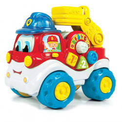 Clementoni Zjarfikesit e Gilberto il Camion Dei Pompieri Baby