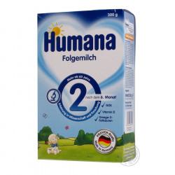 Humana 2, Qumesht 300 g