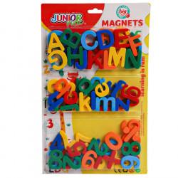 Junior Vita Shkronja + Numra Magnetike
