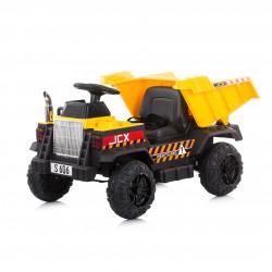 Chipolino Kamion me Bateri JUMBO (YELLOW)