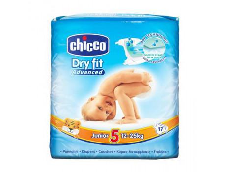 Chcco Pelena Nr. 5 Junior 17 cope per femije 12-25kg