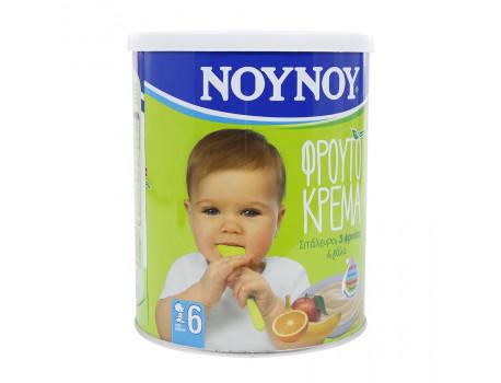 Noynoy Krem Frutash me 3 Fruta, Miell Orizi dhe Qumesht
