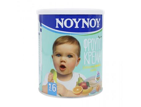 Noynoy Krem Frutash me 5 Fruta, Miell Orizi dhe Qumesht