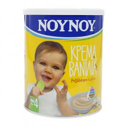 Noynoy Krem Vanilje me Miell Orizi dhe Qumesht, 350 gr