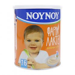 Noynoy Farin Lakte Miell Orizi me Vitamina dhe Qumesht 300 g