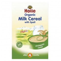 Holle Qumesht Organic Baby Milk Cereal With Spelt