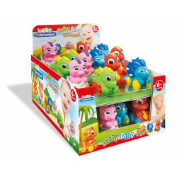 Clementoni Loder Baby Dino Soft & Go Baby