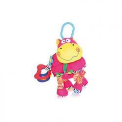 Lorelli Loder me Qeshje dhe Dridhje Hippo