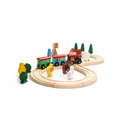 Pino Set Treni me Hekurudhe