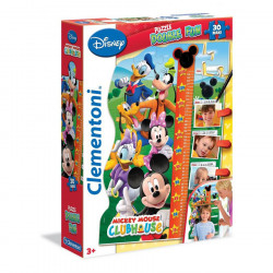 Clementoni Puzzle double fun maxi 30 mickey club house