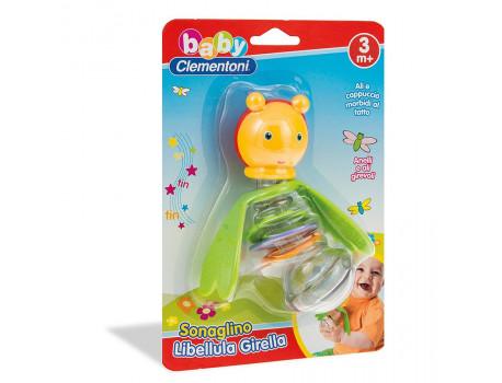 Clementoni Loder sonaglino libellula girella baby