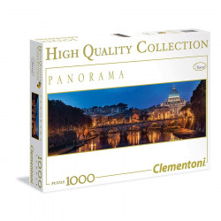Clementoni Puzzle 1000 panorama roma