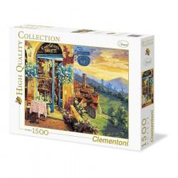 Clementoni Puzzle 2000 l`enoteca