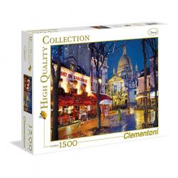 Clementoni Puzzle 1500 montmartre