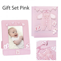 Set Dhurate Pink