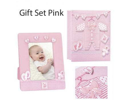 Set Dhurate Pink