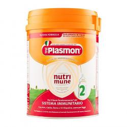 Plasmon Nutrimune Powder Qumesht 2