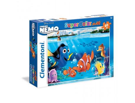 Clementoni Puzzle maxi 60 finding nemo
