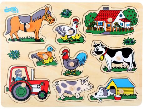 "Small Foot - Pazell ""Farming"""