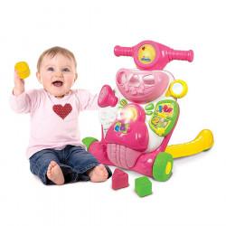 Clementoni Loder valentina scooterina baby