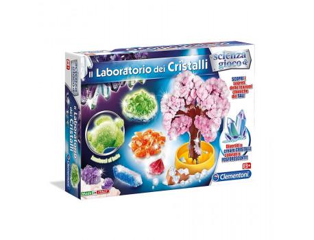 Clementoni Loder il laboratorio dei cristalli