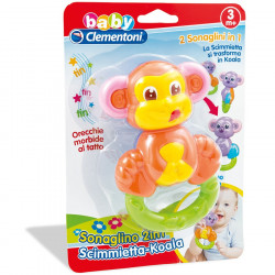 Clementoni Loder sonaglino scimmietta & koala baby