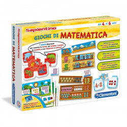 Clementoni Loder Lojrat e Matematikes Sapientino