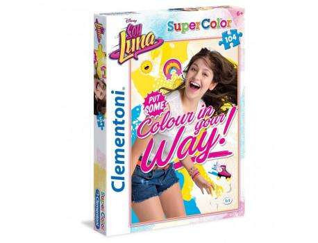 Clementoni Puzzle 104 Soy Luna