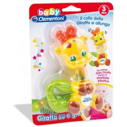 Clementoni Loder sonaglino girafa su e giu baby