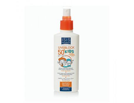 Spray Mbrojtes per Femije Uveblock SPF 50 150 ml