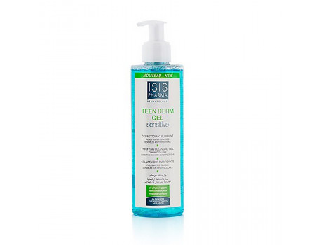 Xhel Pastrues per Fytyren Teen Derm Gel Sensitive 250 ml