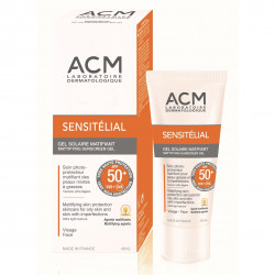 Krem Mbrojtes Sensitelial Crem Light Tint SPF 50+ 40 ml