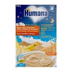 Humana Pure Grize me Banane Gjume te embel 200 g