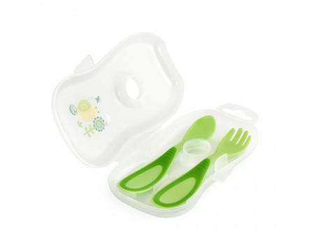 Elfi Set Luge + Pirun Plastike Green