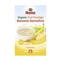 Holle Pure Frutash Banane-Bollgur Organic
