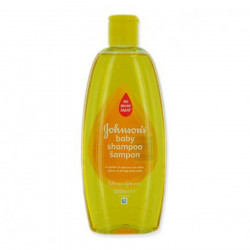 Johnson Baby Shampo 500 ml, Gold