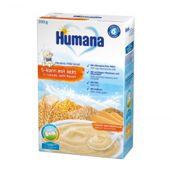 Humana Pure Keks me 5 Lloje Dritherash 200 g