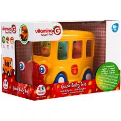 Globo Autobuz me Bateri, Drita dhe Tinguj