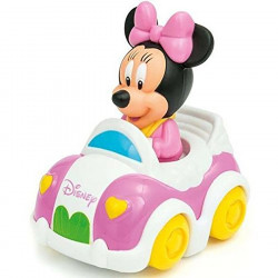 Clementoni Loder Minnie Mini Car Baby